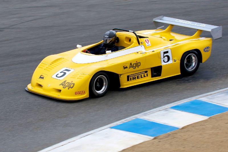 Scott Drnek's 1977 Osella PA-5.