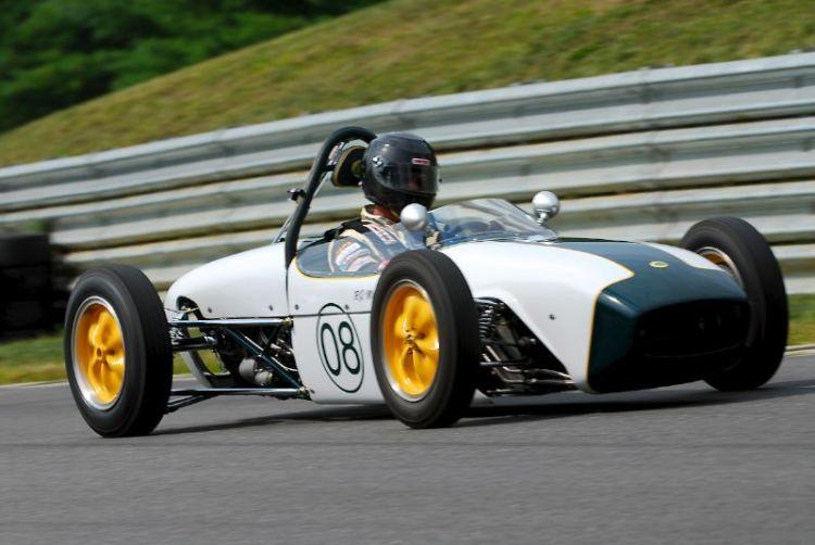1959 Lotus 18 FJ- RJ Mirabile.
