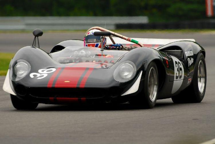 1966 Lola T70 Spyder - Archie Urciuoli