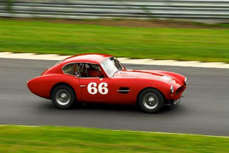 1958 Allard GT - Bob Girvin.