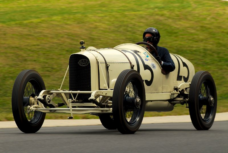1915 Duesenberg 4 Cylinder Board Track Racer - Joe Freeman Collection.