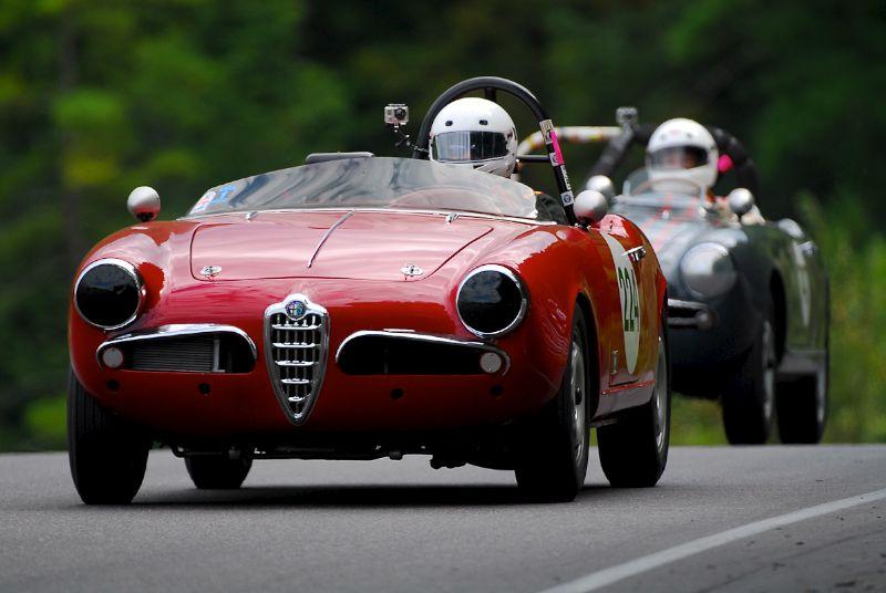 1959 Alfa Romeo Giulietta- Vince Vaccaro.