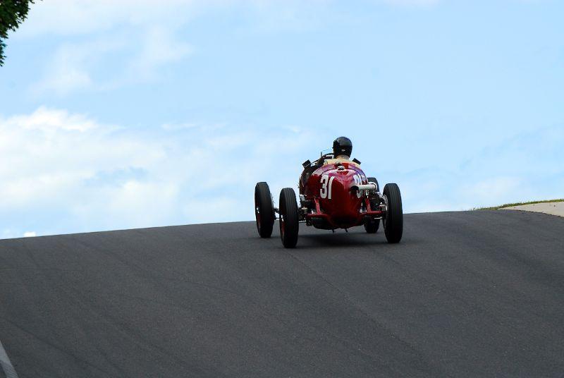 1931 Alfa Romeo Tipo B P3 - Peter Giddings.d
