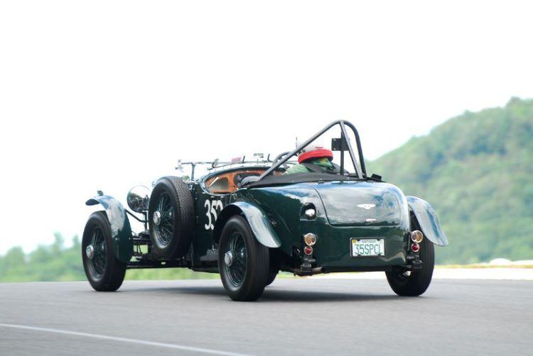 1935 Bentley 3.5- Nils Westberg.