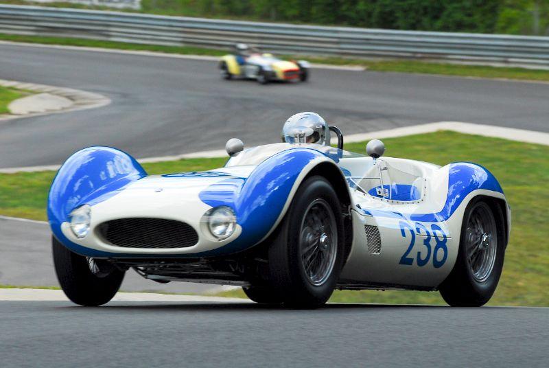 1958 Maserati T61 Birdcage -  Anthony Wang.