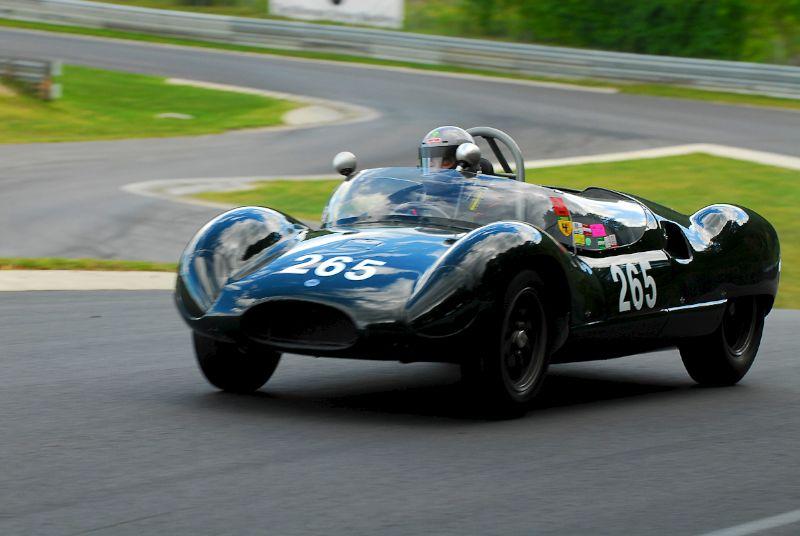 1958 Cooper Monaco T49 - Sandra McNeil.