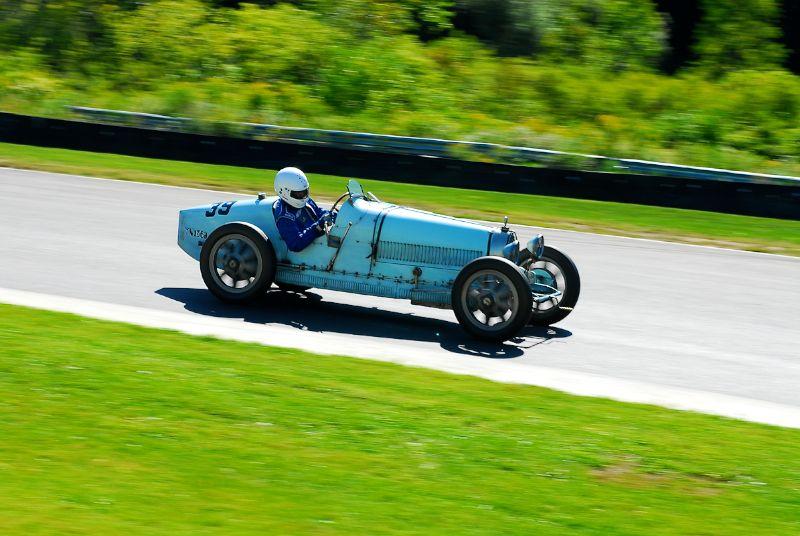 1925 Bugatti Type 39 - David Hand.