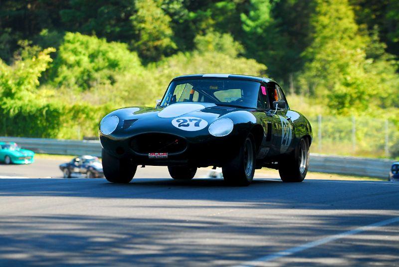 1962 Jaguar XKE - Martin Hale.