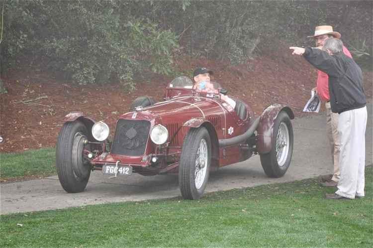 1932 Maserati 8C 3000