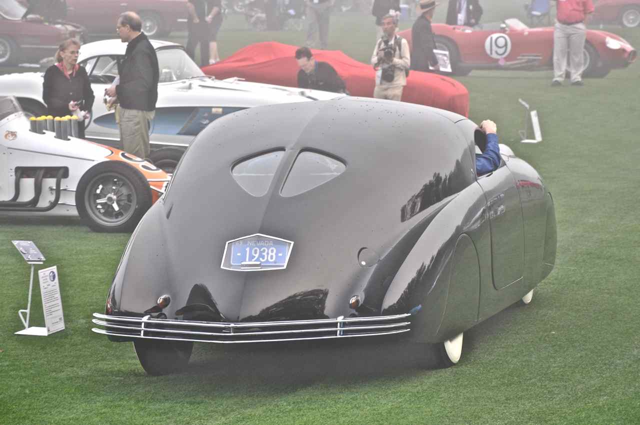 1938 Phantom Corsair Experimental