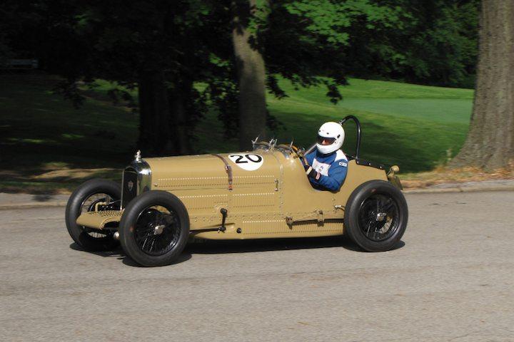 1935 ARCA Amilcar Ford