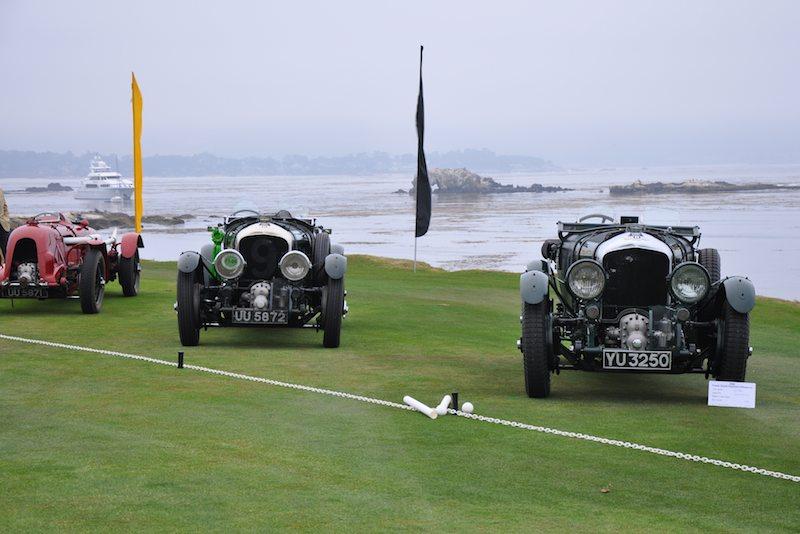 Bentley Team Race Cars