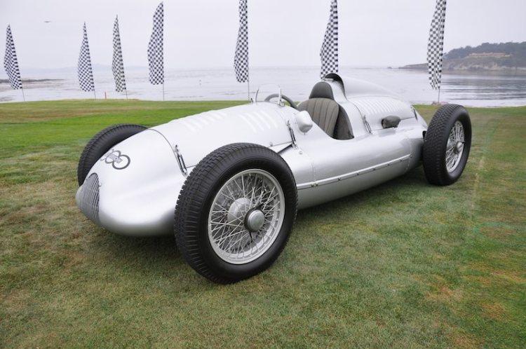 1939 Auto Union D-Type Grand Prix Single Seater