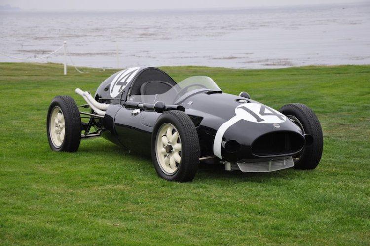 1957 Cooper Climax Type 43 Grand Prix