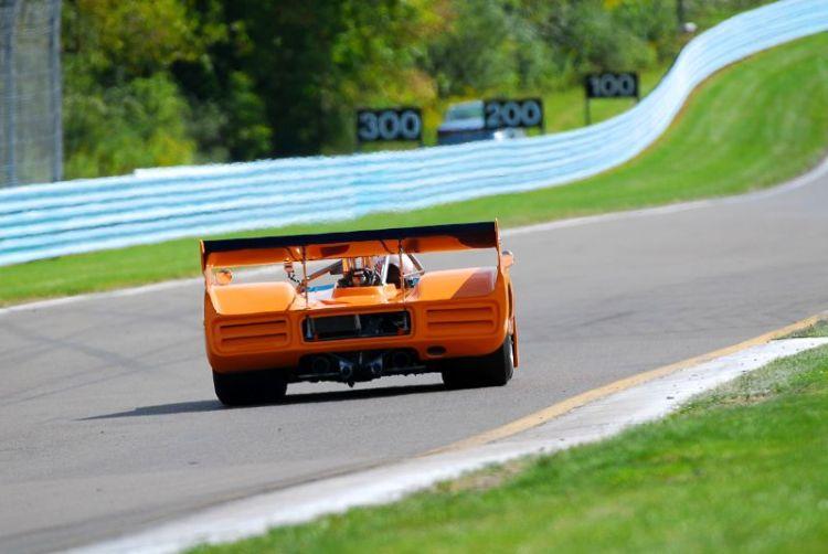1971 McLaren M8F- Scott Hughes.