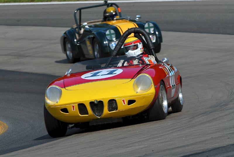 1969 Alfa Romeo Duetto- Tom Ragonetti.