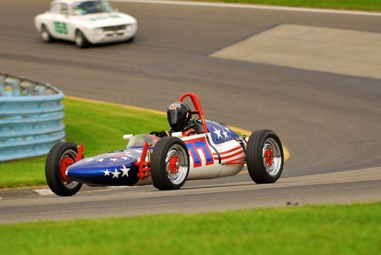 1963 Formcar- Rick Hughey.