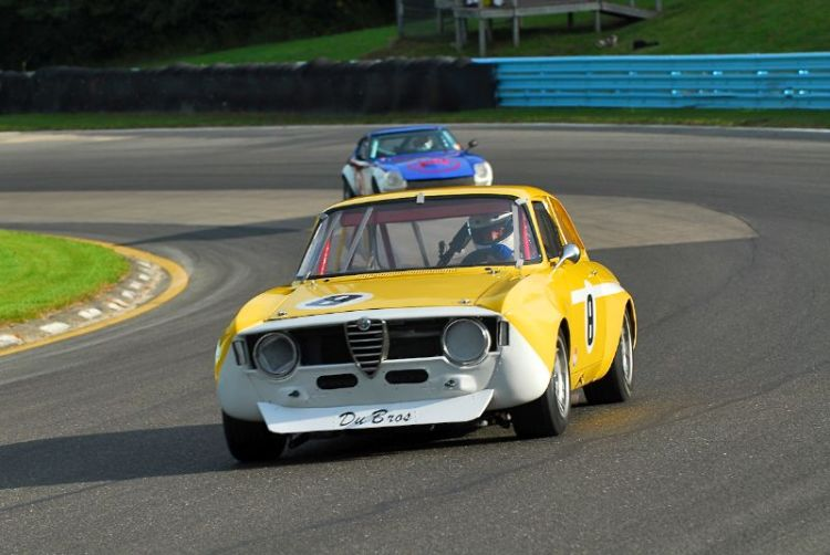 1966 Alfa Romeo GTV- Erik Wood.