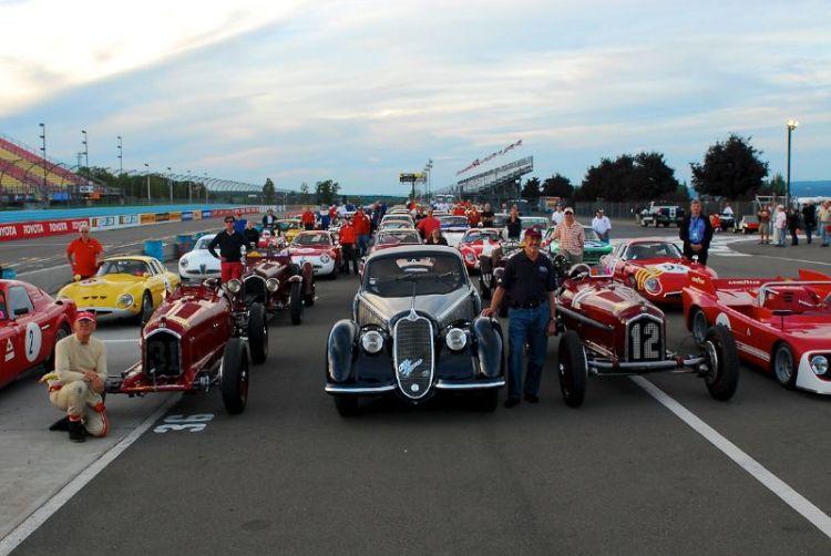 Alfa Romeo Line-up