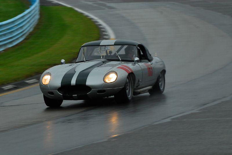 1967 Jaguar XKE- Wilson Wright.