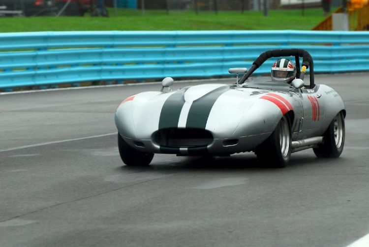 1967 Jaguar XKE- Bob Hebert.