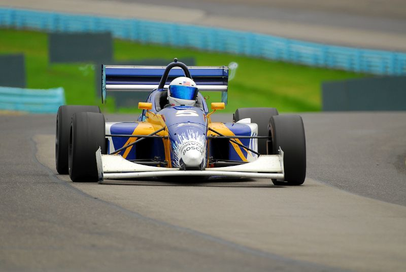 1997 Lola T97/20- Cecil Boyd.