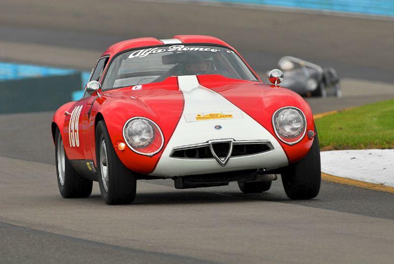 1964 AlfaRomeo TZ-1- Jay Ilohan.