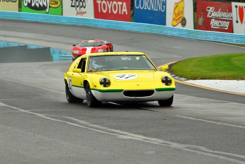 1966 Lotus 47- Simon Wilson-Taylor.