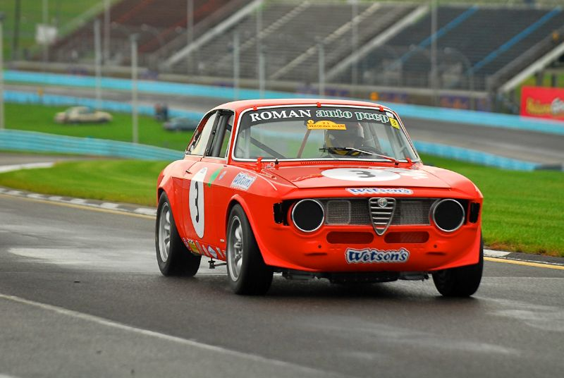 1969 Alfa Romeo GTA- Bernard Martinez.