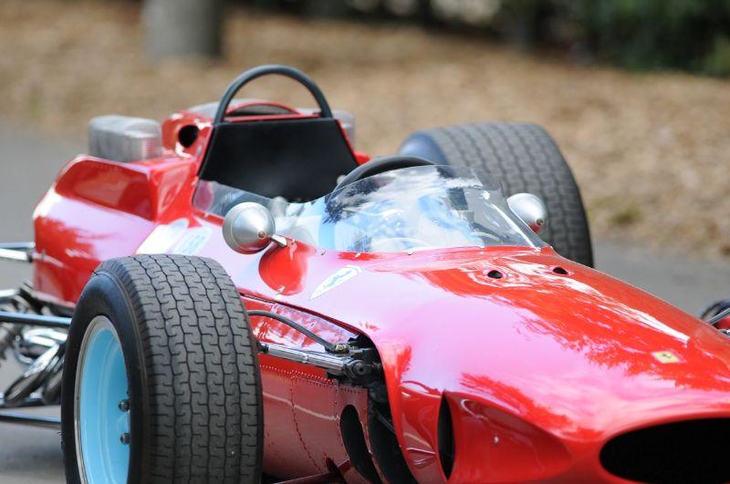 1964 F1 Championship-winning Ferrari 158