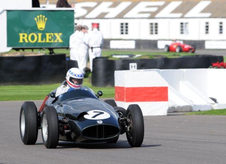 BRM Type 25, Andrew Garner