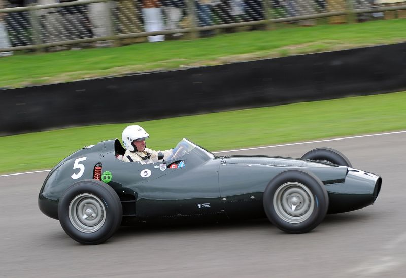 BRM Type 25, Gary Pearson