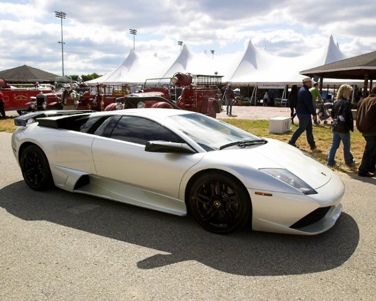 Brooklawn Children's Choice Award Sponsored by Hagerty Insurance 2008 Lamborghini LP 640 Murcielago Glenn Hogan Louisville, KY