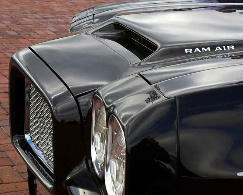 71 Pontiac GTO study
