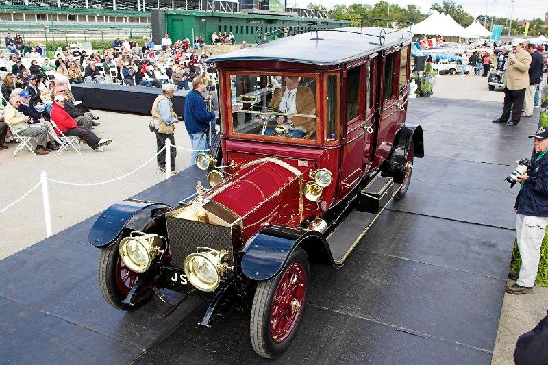 Rolls-Royce Pre-War Open & Closed to 1939 1910 Rolls-Royce Double Pullman Limousine Denean Stafford Tifton, GA