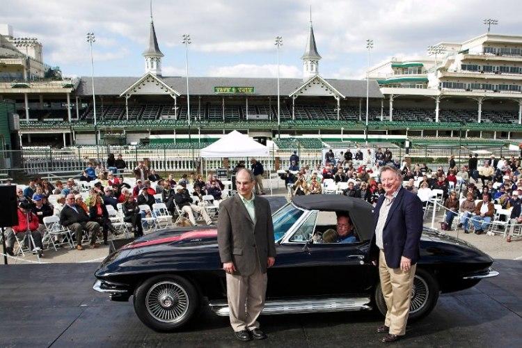 Corvette to 1971 1967 Chevrolet Corvette Paul Pierce Louisville, KY