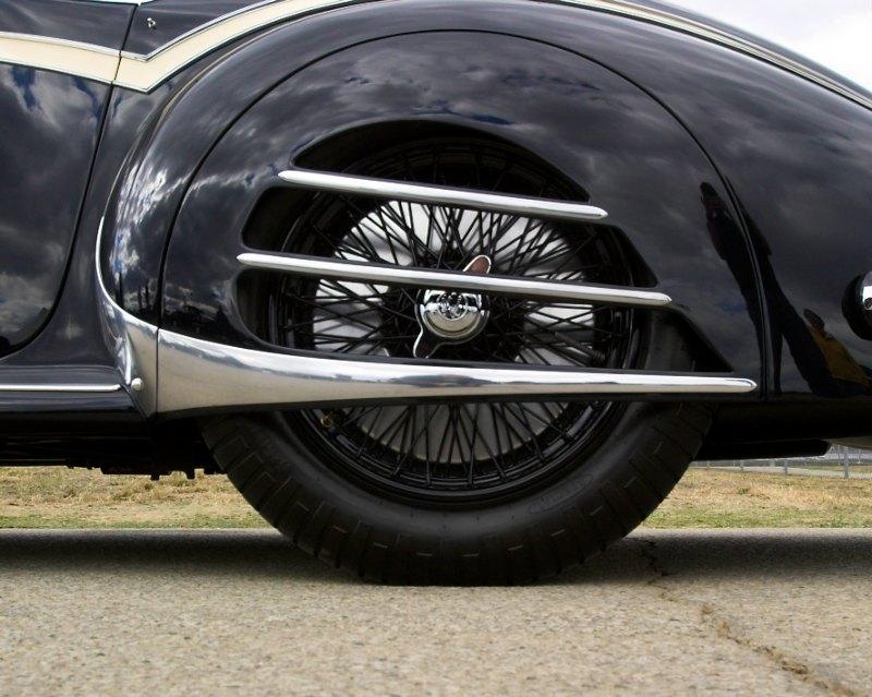 Alfa Romeo 8C 2900 Spider