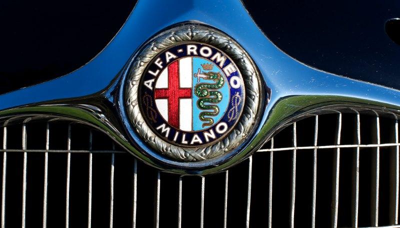 1938 Alfa Romeo 8C 2900B Touring Spyder.