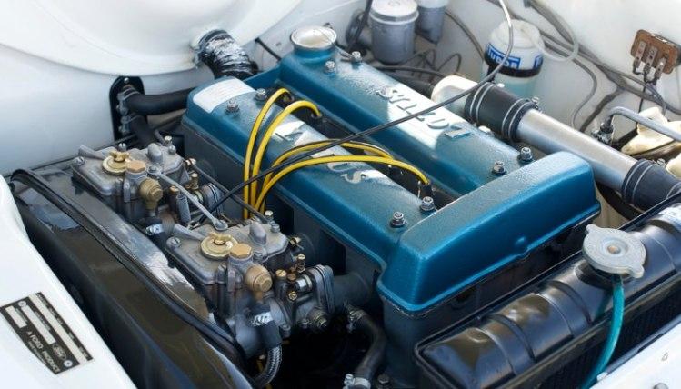 1966 Ford Cortina Lotus 1600cc.