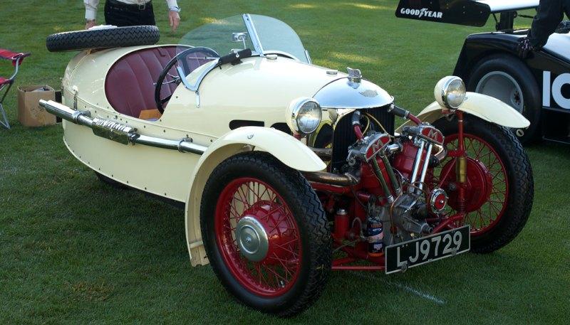 Morgan MX4 SS.