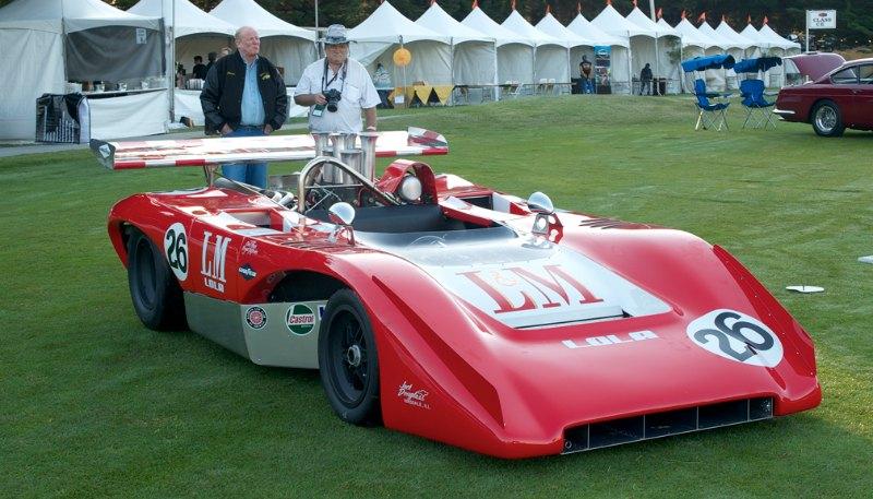 Jimmy Castle's 1971 Lola T222