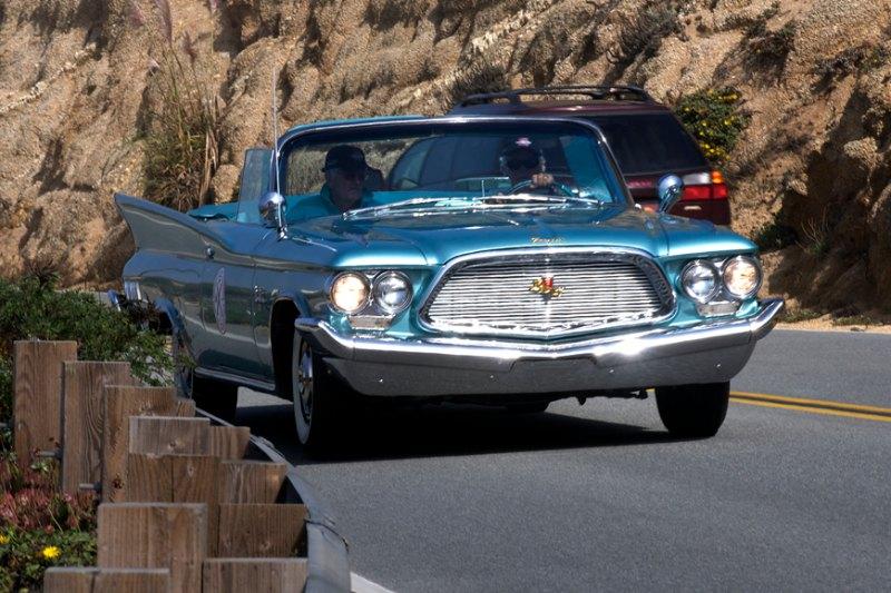 1960 Chrysler New Yorker Convertible of Bill Jones.