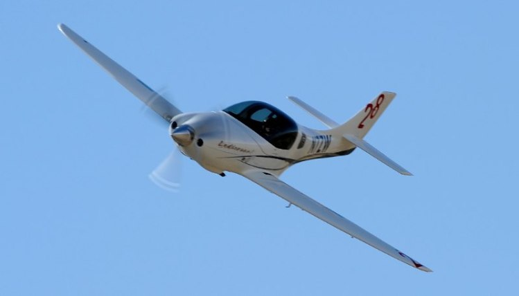 "Sport. Lancair Legacy, ""Ludicrous"". Pete Zaccagnino."