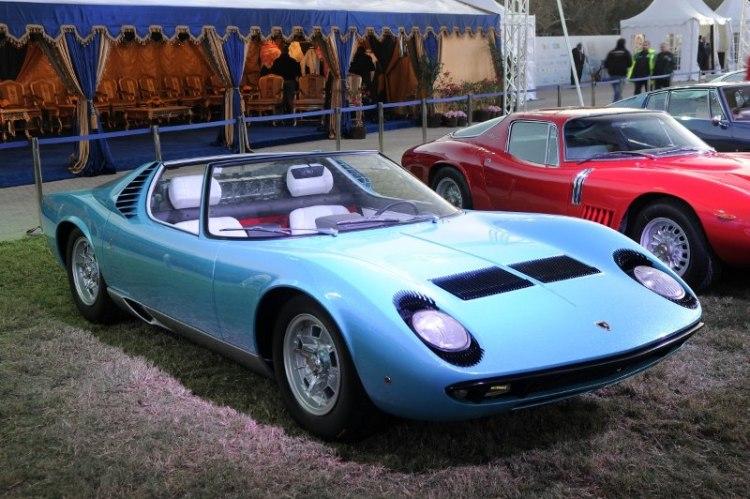 1968 Lamborghini Miura Roadster