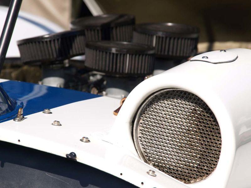 Engine of a Cunningham