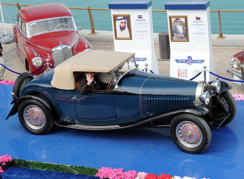 1930 Bugatti T46 Petite Royale Cabriolet Ettore