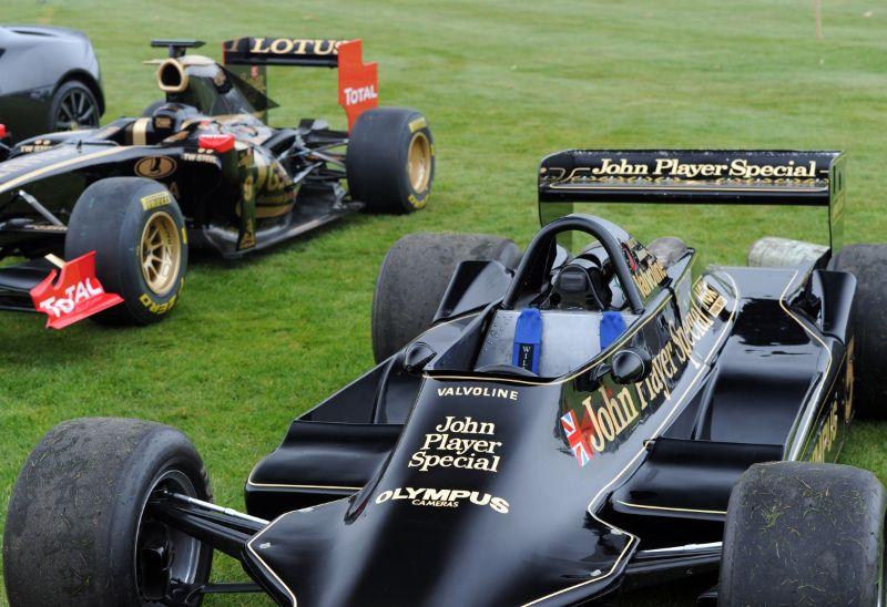 Lotus Cosworth 79