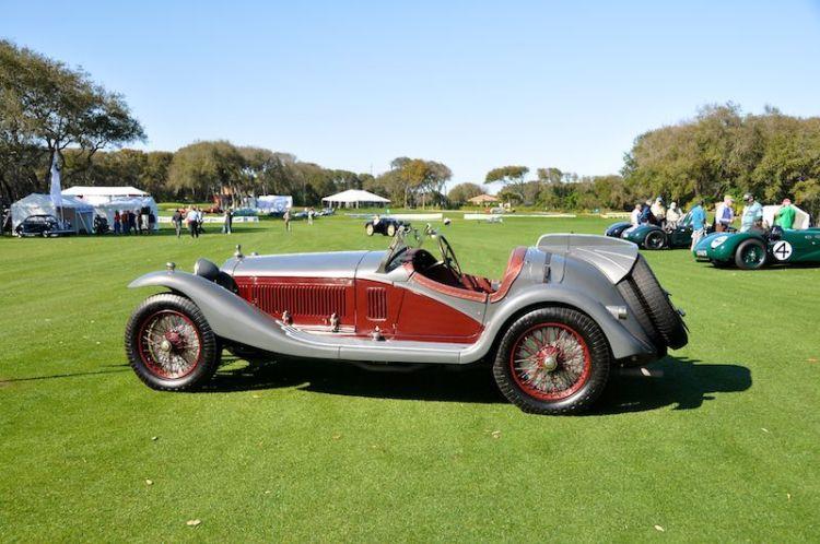 1932 Alfa Romeo 8C 2300 - Roland Due