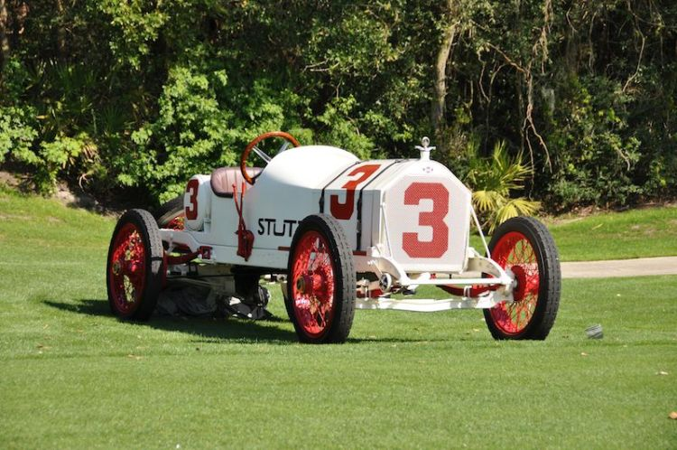 1914 Stutz Indy Racecar - Jim  & Cindy Griggs Collection