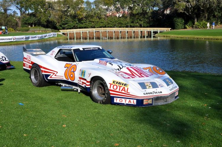 1976 Chevrolet Greenwood Corvette Spirit of Le Mans - Goldin Brothers